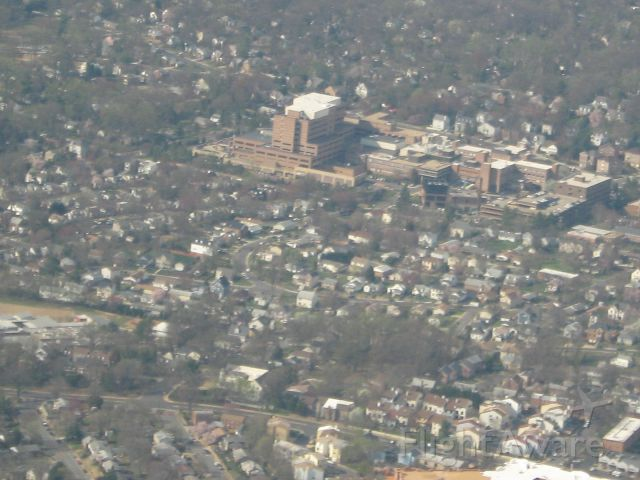 Boeing 737-800 — - Over Washington D.C.