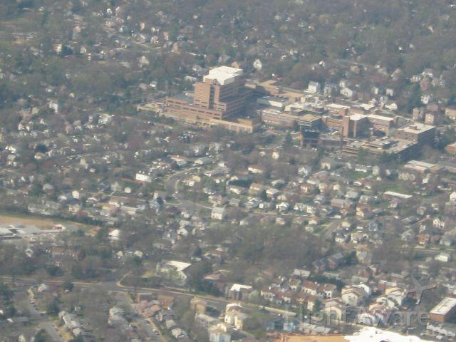 Boeing 737-800 — - Over Washington D.C.