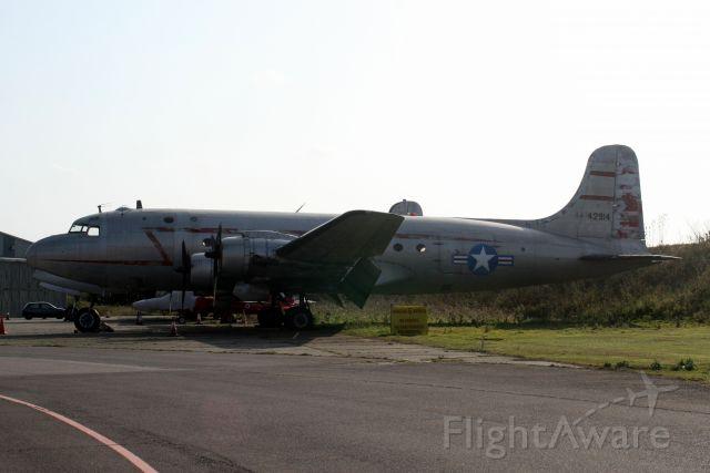 Douglas C-54 Skymaster (N31356) - 18-Sep-09