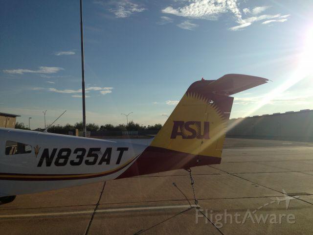 Piper PA-44 Seminole (N835AT)