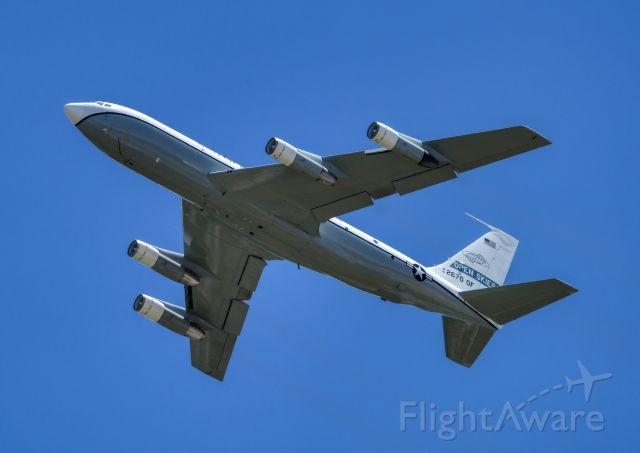 — — - Open Skies aircraft