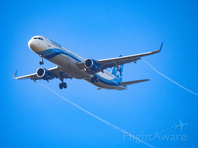 Airbus A321 (XA-JPB)