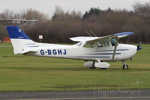 Cessna Skyhawk (G-BGHJ) - Cessna F172N Skyhawk