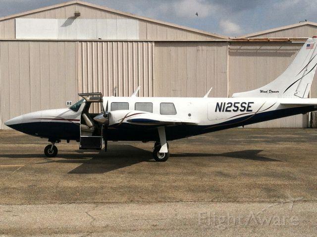 Piper Aerostar (N125SE)