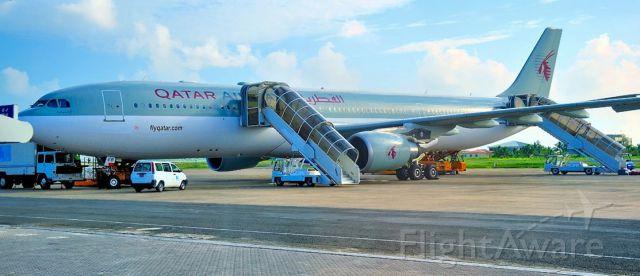 Airbus A330-300 (A7-AEB)