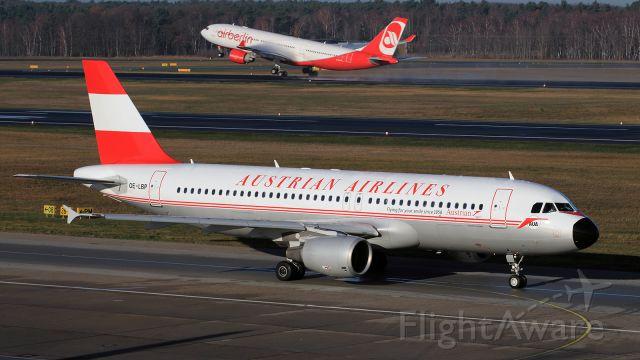 Airbus A320 (OE-LBP)