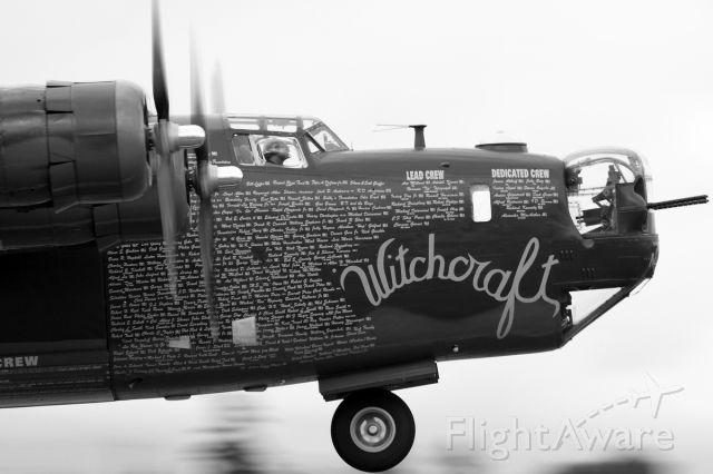 Consolidated B-24 Liberator (NX224J)