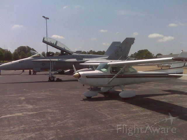 Cessna 152 (N69173)