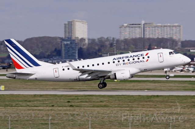 Embraer 170/175 (F-HBXH)