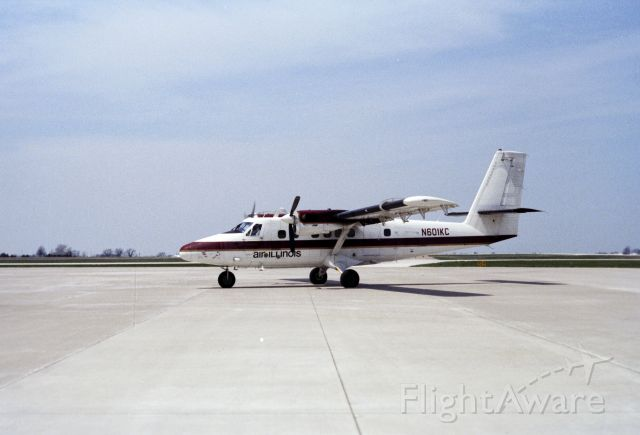 De Havilland Canada Twin Otter (N601KC)