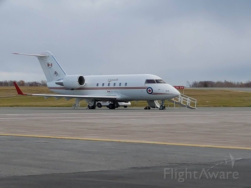 Canadair Challenger (CFC1) - Prime Minister of Canada