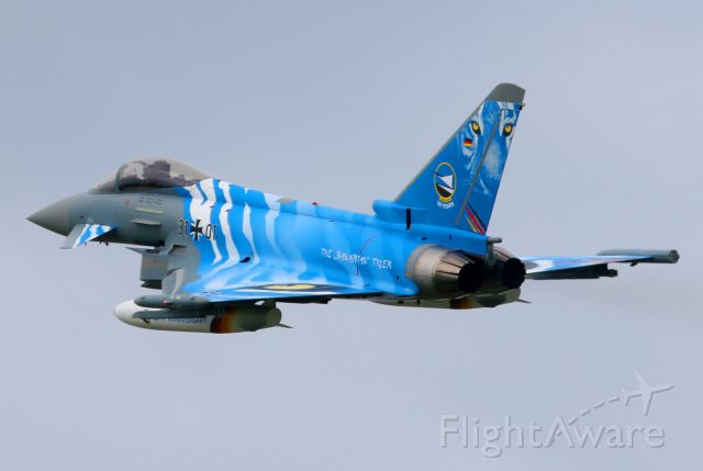 EUROFIGHTER Typhoon (GAF3101)