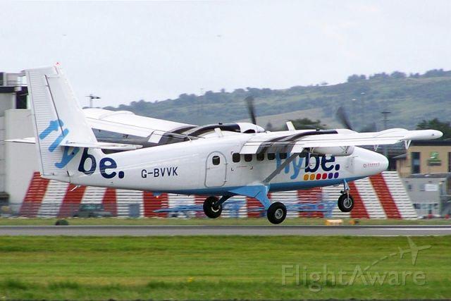 De Havilland Canada Twin Otter (G-BVVK)