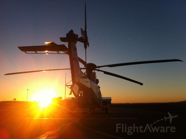 Eurocopter Super Puma (EC-225) (VH-WEV)