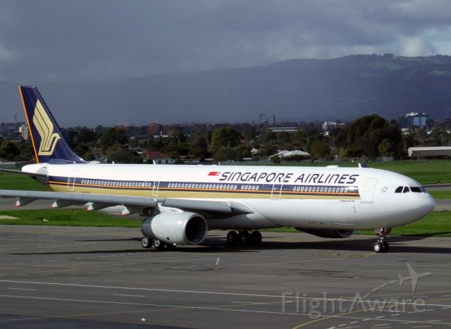 Airbus A330-300 (9V-STH) - Former Singapore Airlines A330-343 9V-STH. Now with TAP Portugal as CS-TOX.