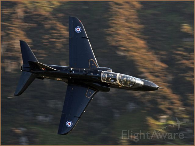 — — - Low level flying in the Mach Loop - Wales UK