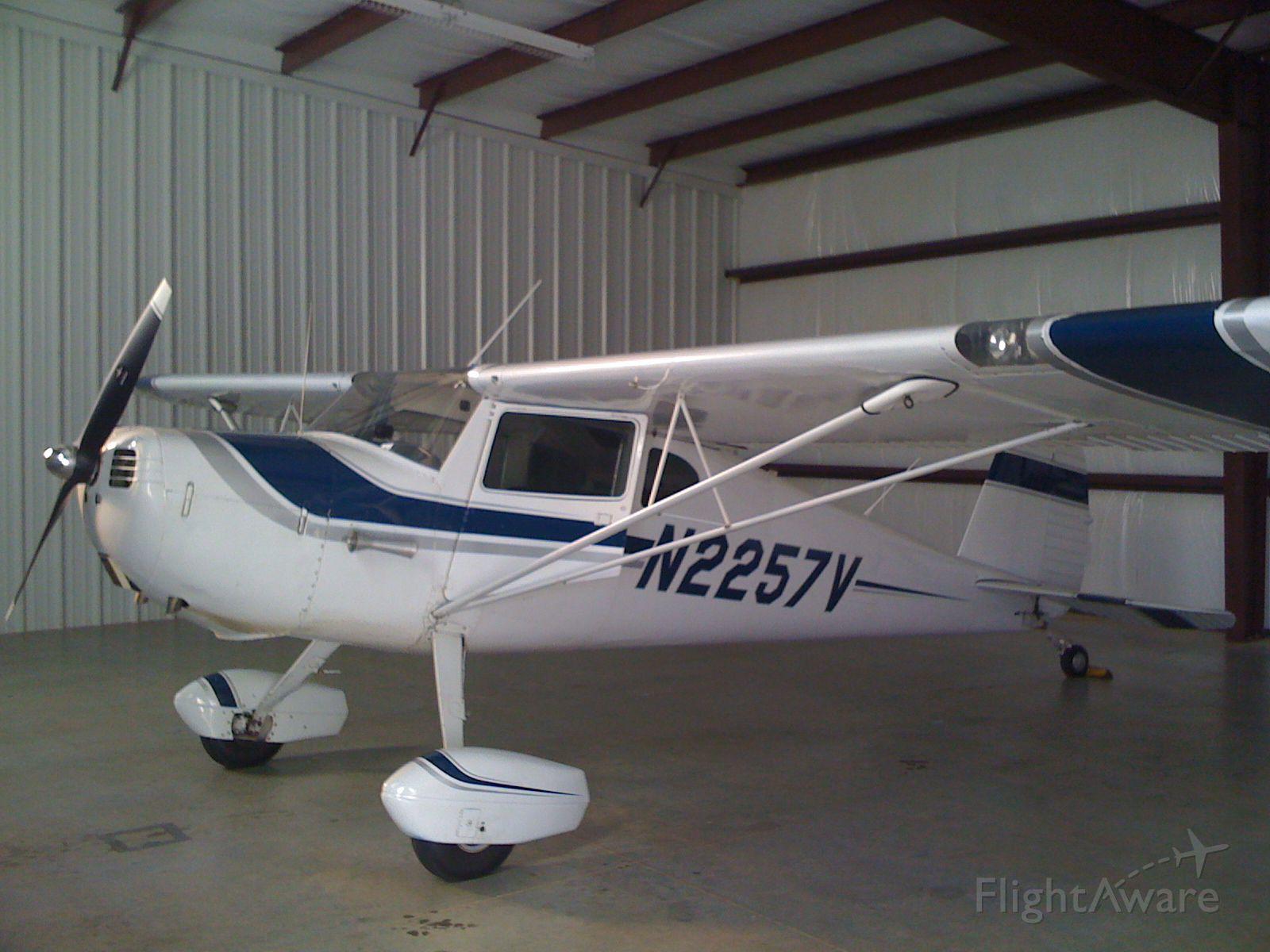 Cessna 140 (N2257V)