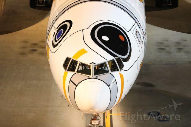 BOEING 777-300 (JA789A) - 01 April 2017:HND-LAX