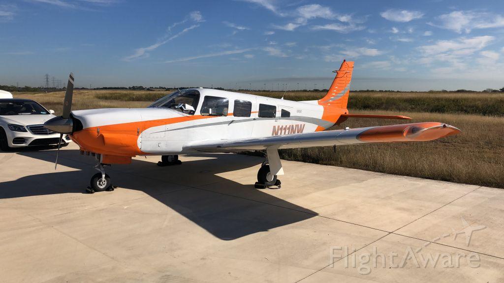 Piper Saratoga (N111NW)