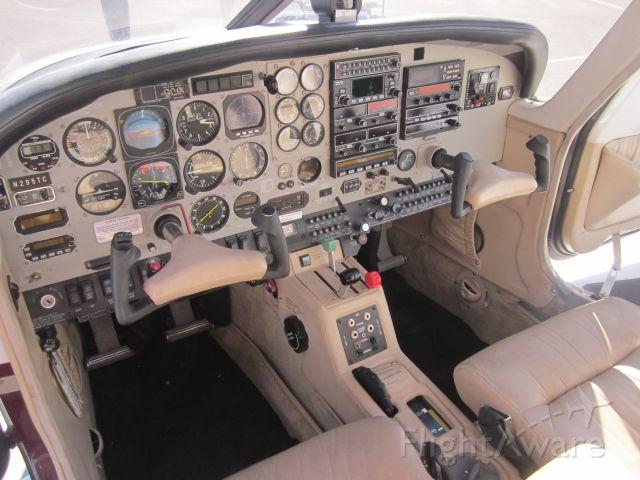 Rockwell Commander 114 (N295TC) - My new Commander 114TC