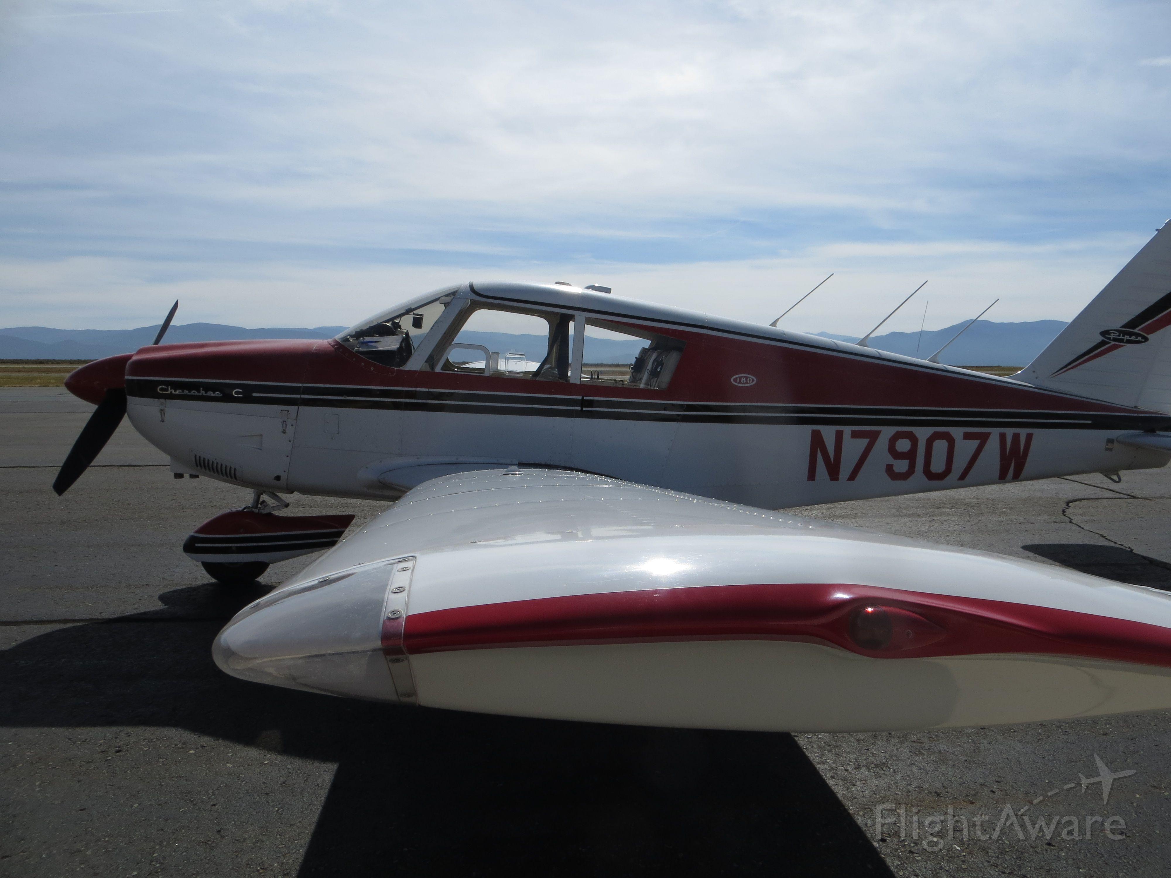 Piper Dakota / Pathfinder (N7907W)