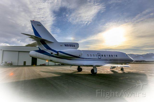 Dassault Falcon 900 (N919SA)