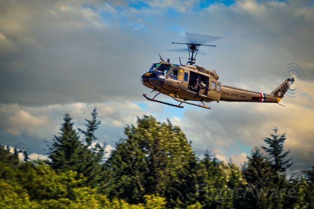 Bell UH-1V Iroquois — - Bell UH-1 Iroquois... a Huey.