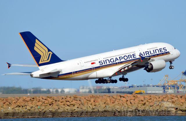 Airbus A380-800 (9V-SKK)
