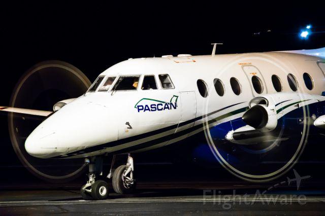 British Aerospace Jetstream Super 31 (C-GPPS)
