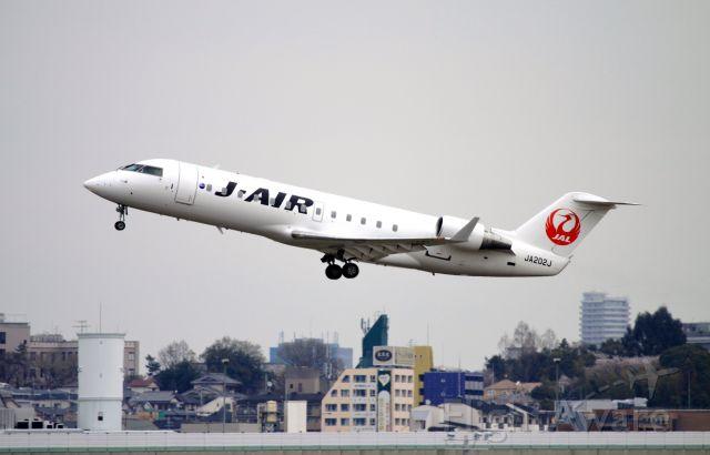 Canadair Regional Jet CRJ-200 (JA202J)