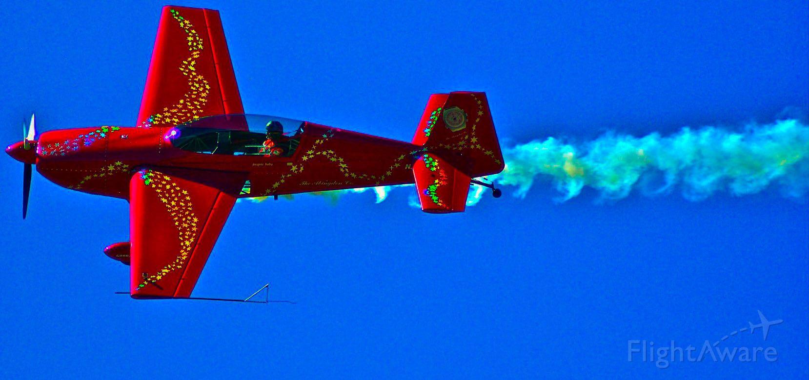 EXTRA EA-300 (N345JB)