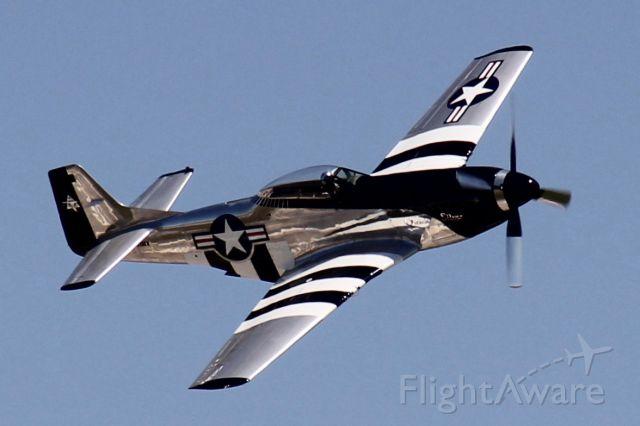 North American P-51 Mustang — - P-51 at 2019 Beaufort Airshow!