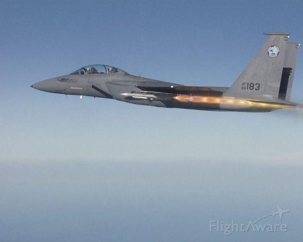 McDonnell Douglas F-15 Eagle — - MD F-15 Silent Eagle