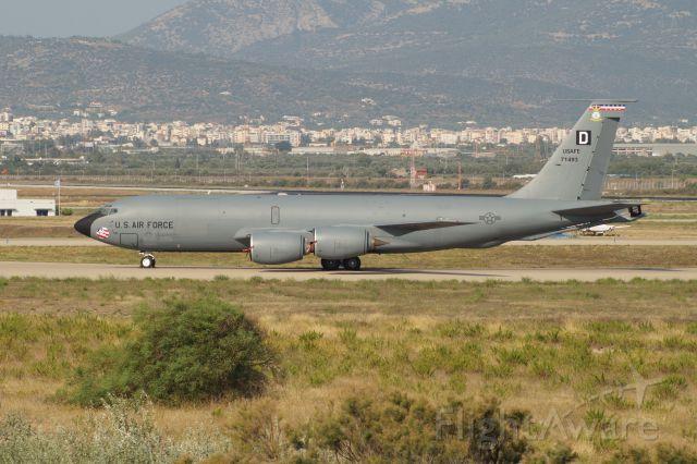 Boeing KC-135A Stratotanker (57-1493) - Boeing KC-135R Stratotanker USAF