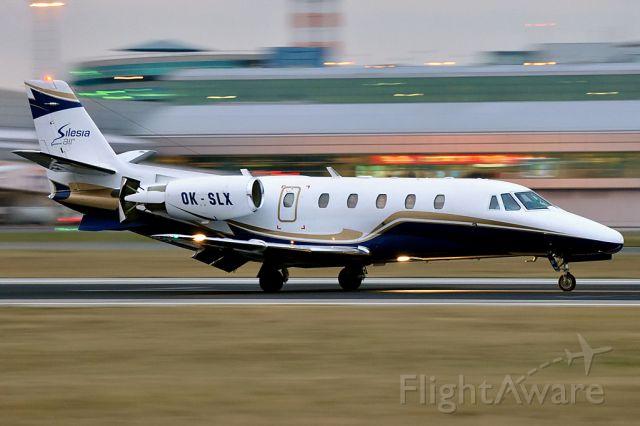 Cessna Citation Excel/XLS (OK-SLX) - Silesia Air