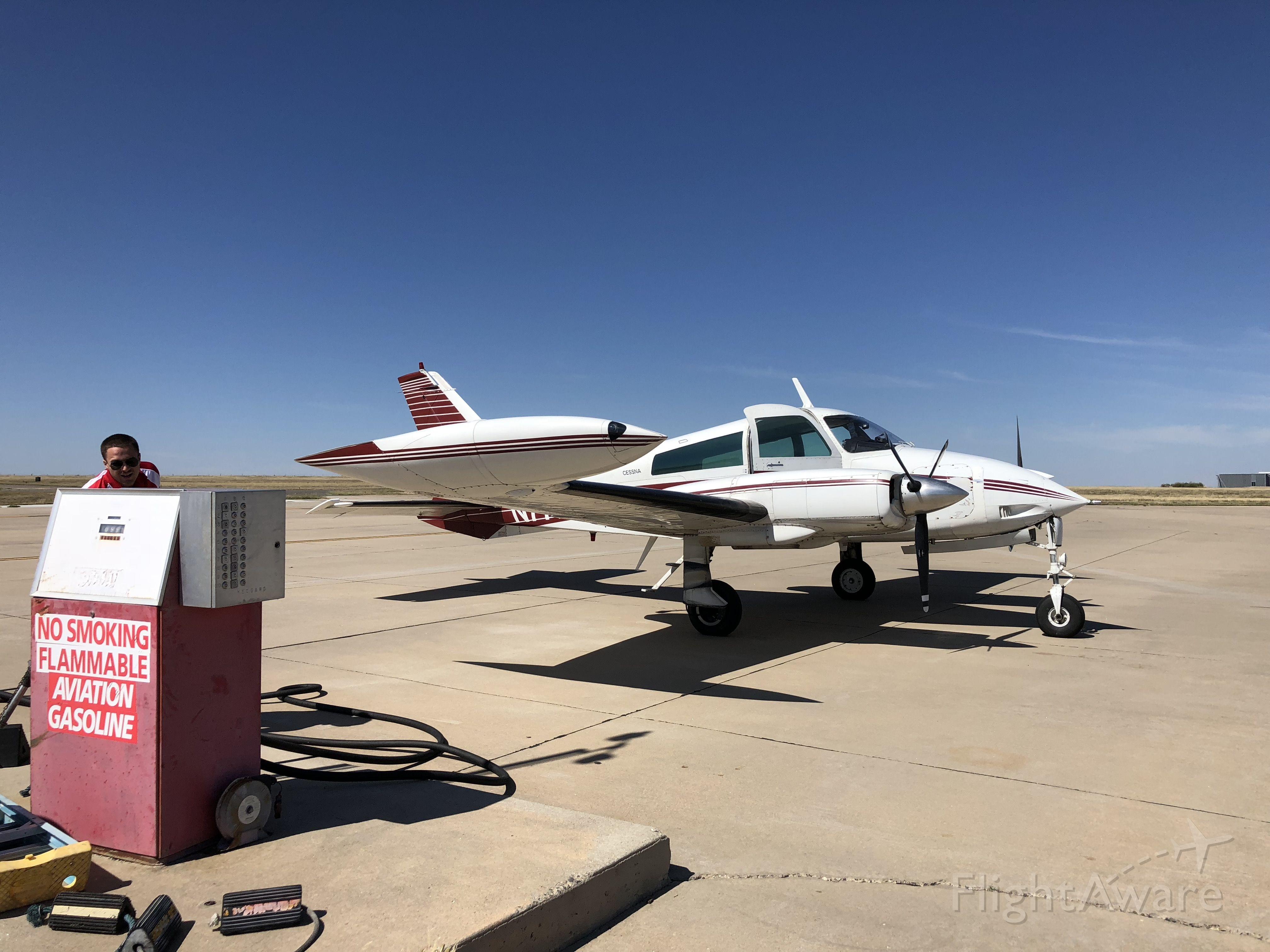 Cessna 310 (N7772Q)
