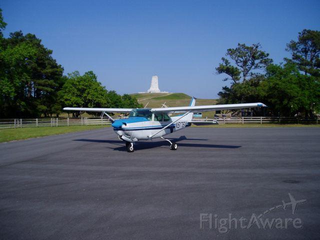Cessna Skyhawk (N5176V) - First Flight