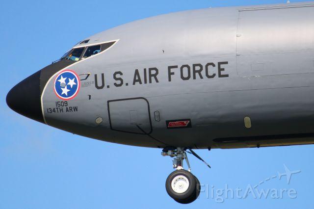 Boeing C-135FR Stratotanker (59-1509)