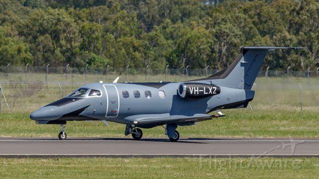 Embraer Phenom 100 (VH-LXZ)