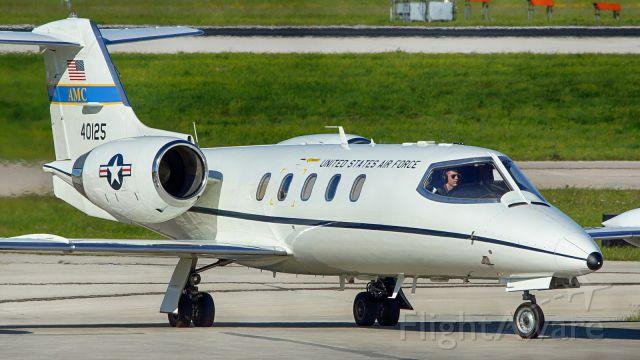 Learjet 35 (84-0125) - C-21A