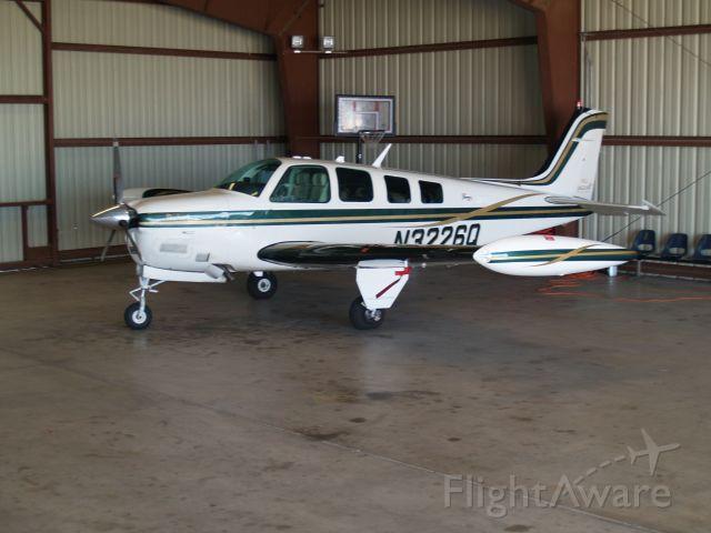 Beechcraft Bonanza (36) (N3226Q) - Beechcraft Bonanza A36