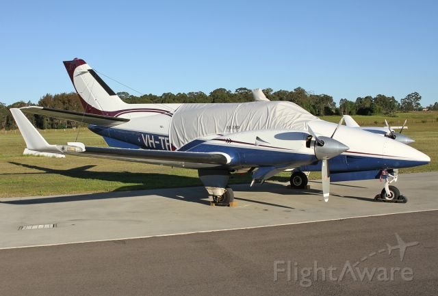 Beechcraft Duke (VH-TFD)