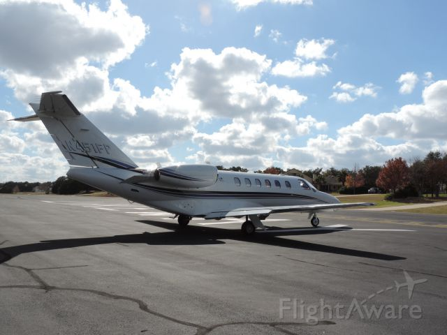 Cessna Citation CJ2+ (N451FP)