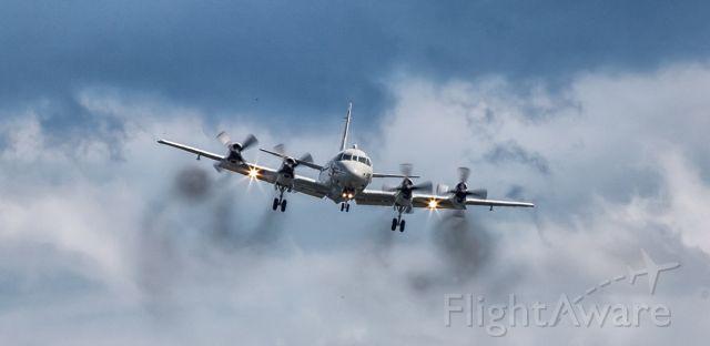 Lockheed P-3 Orion (16-1590)