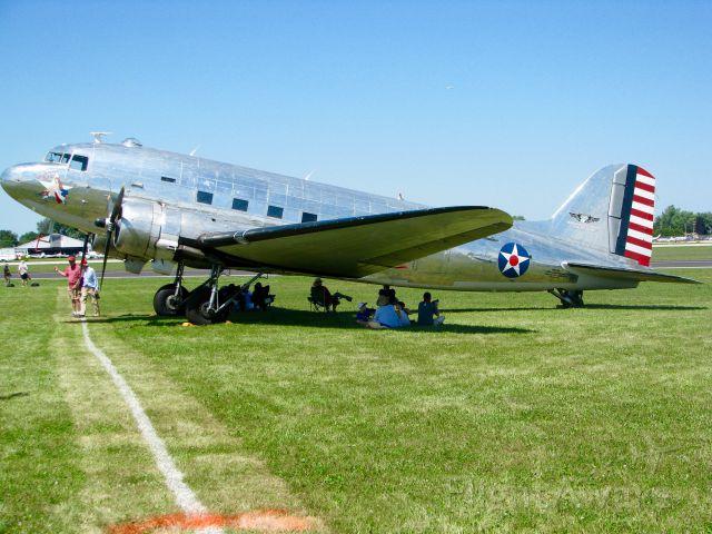 N47HL — - At Oshkosh. 1943 Douglas C-47B-20-DK