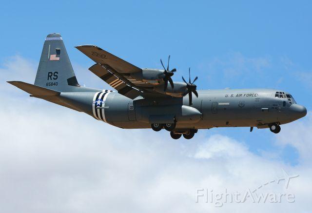 Lockheed EC-130J Hercules (16-5840)