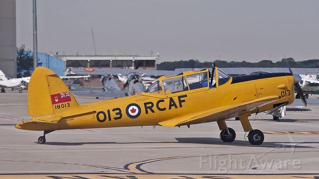 EC-LVH — - De Havilland Canada DHC-1 Chipmunk 22A (EC-LVH)