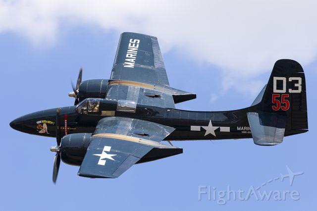 Grumman G-51 Tigercat (N700F)
