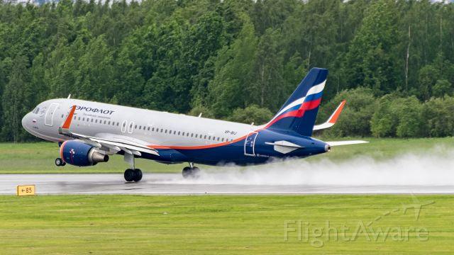 Airbus A320 (VP-BIJ)