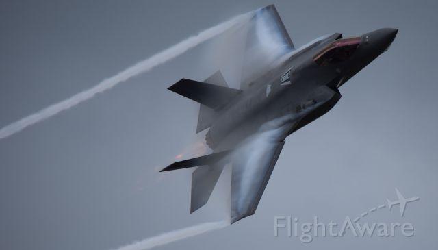 Lockheed F-35C — - Duluth Air Show, 21 July 2019